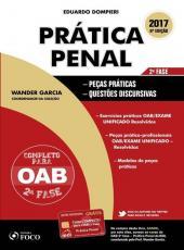 Como Passar Na Oab - 2 Fase - Pratica Penal - 06 Ed
