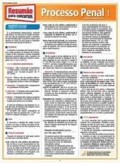 Concursos Processo Penal 1