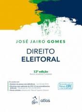 Direito Eleitoral - 13 Ed