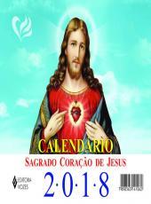 Calendario De Mesa Do Sagrado Coracao De Jesus 2018