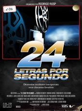24 Letras Por Segundo