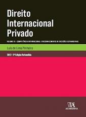 Dto Internacional Privado - Vol 03 - 02 Ed