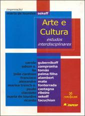 Arte E Cultura I - Estudos Interdisciplinares