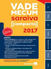 Vade Mecum Saraiva Compacto - 2017 - 18 Ed