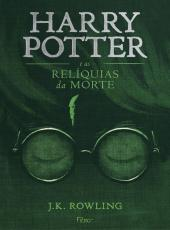 Harry Potter E As Reliquias Da Morte - Capa Nova