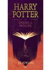 Harry Potter E O Enigma Do Principe - Capa Nova