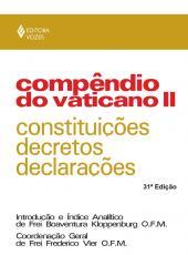 Compendio Do Vaticano - Vol Ii - 30 Ed