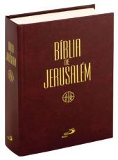 Biblia De Jerusalem - Revisada Media Encadernada