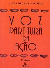Voz - Partitura Da Acao