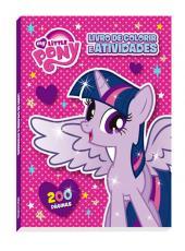 My Little Pony - Livro De Colorir E Atividades