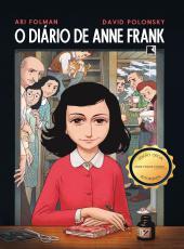 Diario De Anne Frank, O - Edicao Oficial Em Quadrinhos