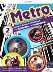 Metro 2 - Student Book / Workbook Pack