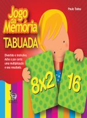 Jogo Da Memoria - Tabuada - 03 Ed
