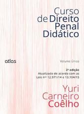 Curso De Direito Penal Didatico - 02 Ed