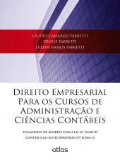 Direito Empresarial Para Os Cursos De Administracao E Ciencias Contabeis