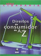 Direitos Do Consumidor De A A Z