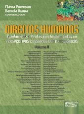 Direitos Humanos - Volume Ii: Fundamento, Prote