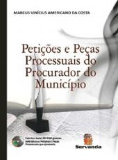 Peticoes E Pecas Processuais Do Procurador Do Municipio