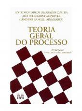 Teoria Geral Do Processo - 30 Ed