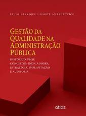 Gestao Da Qualidade Na Administracao Publica