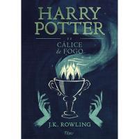 Harry Potter E O Calice De Fogo - Capa Nova