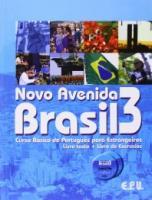 Novo Avenida Brasil - Vol 03 - Curso Basico De Portugues Para Estrangeiros