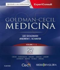 GOLDMAN CECIL MEDICINA INTERNA - 02 VOLS - 25 ED