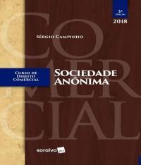 CURSO DE DIREITO COMERCIAL - SOCIEDADE ANONIMA - 03 ED