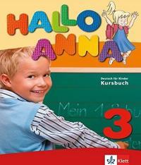 HALLO ANNA 3 - LEHRBUCH + 2 AUDIO-CDS (LIVRO TEXTO)