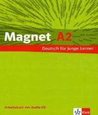 Magnet A2 - Arbeitsbuch Mit Audio Cd