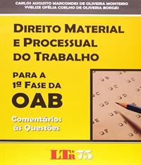 Direito Material E Processual Do Trabalho - Para A 1 Fase Da Oab