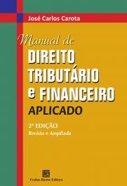 MANUAL DE DIREITO TRIBUT