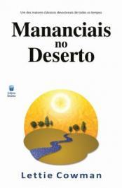 MANANCIAIS NO DESERTO - VOLUME 1