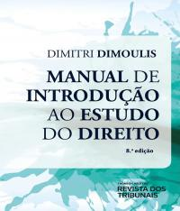 Manual De Introducao Ao Estudo Do Direito - 08 Ed