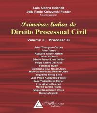 Primeiras Linhas De Direito Processual Civil - Processo Ii