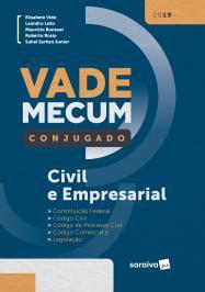 Vade Mecum Saraiva - Conjugado - Civil E Empresarial