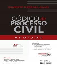 Codigo De Processo Civil Anotado - 22 Ed