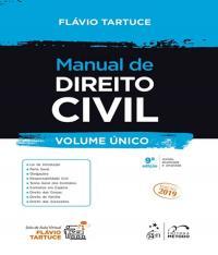 Manual De Direito Civil - Volume Unico - 09 Ed