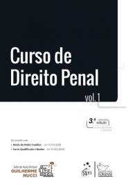 Curso De Direito Penal - Vol 01 - 03 Ed