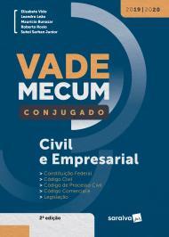 VADE MECUM CIVIL E EMPRESARIAL CONJUGADO