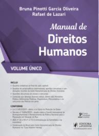 Manual De Direitos Humanos - Volume Unico - 05 Ed