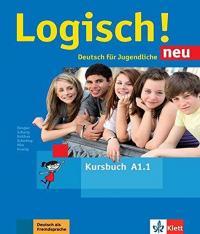 LOGISCH! NEU A1.1 KURSBUCH MIT AUDIO-DATEIEN ZUM DOWNLOAD