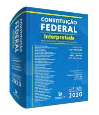CONSTITUICAO FEDERAL INTERPRETADA - 11 ED