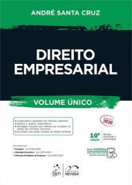 DIREITO EMPRESARIAL: VOLUME UNICO - 10ªED (2020)