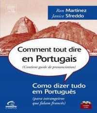 COMMENT TOUT DIRE EN PORTUGAIS