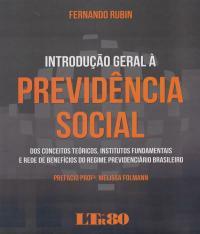 Introducao Geral A Previdencia Social
