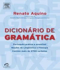 DICIONARIO DE GRAMATICA