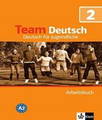 Team Deutsch 2 - Arbeitsbuch (exercicios)