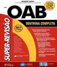 Super-revisao Oab - Doutrina Completa - 07 Ed