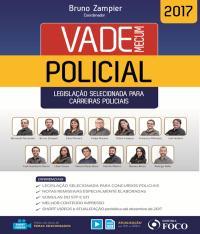 Vade Mecum Policial - Legislacao Selecionada Para Carreiras Policiais